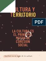 CULTURA Y TERRITORIO. Clase de proyecto. Sebastian Tejada. LAGG 2021