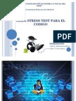 STRESS TEST--- EXPO TRABAJO