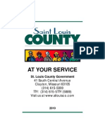 At Your Service Booklet 2010