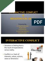 Interactive Conflict