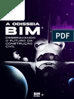 E-book - A Odisseia BIM! - Desbravando o Futuro Da Construção Civil