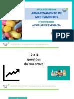 AUXFAR 003 - Farmácia Hospitalar