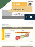 MATEMATICAS-I