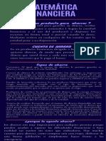 Infografia de La Actividad Financiera