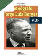 Borges, Jorge Luis - El etnógrafo