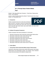Modul PPPK Calon Guru Teknik Jaringan Komputer Dan Telekomunikasi - PB 5
