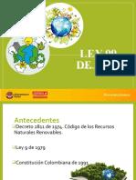 4. Sistema Nacional Ambiental