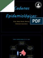 Cadenas Epidemiológicas