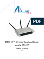 Airlink101 Router