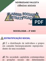 ESTRATIFICAÇÃO SOCIAL - 2 ANO