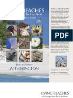 Living Beaches of Georgia and the Carolinas by Blair and Dawn Witherington