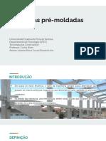 Estruturas pré-moldadas (1)