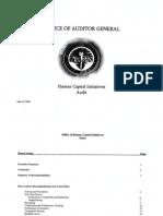 RCSD Audit Human Capital Initiatives