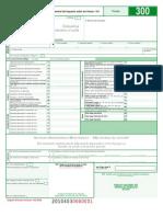 formulario declaracion de iva
