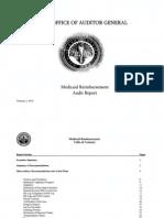 RCSD Audit Medicaid Reimbursement
