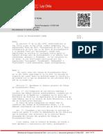 Codigo de Procedimiento Penal (Cpp)