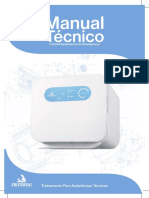 Autoclave Cristofoli - Manual Técnico [Assistência Técnica] (Vários Modelos)