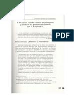 Duhalde, María Elena y Ma. teresa González C. De cómo, cuándo y dónde se ...