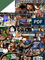 Underground Gamer Magazine - Issue #01