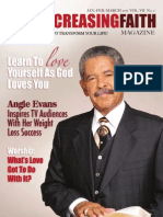 Ever Increasing Faith Magazine - Spring 2011