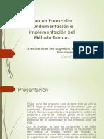 Metodo Doman Preescolar