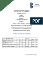 PROCESOS DE INNOVACION 2