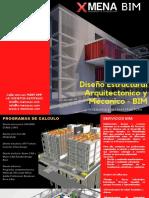Brochure XMENA SAC