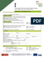 DossierCandidature Cfppa Ariege Comminges