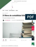 25 libros de contabilidad GRATIS - nosotros-los-contadores