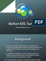EDC Survey Website PDF