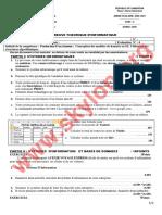 LyceePenkea Michel SEQ4 Informatique TleCD 2021