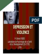 depression-violence