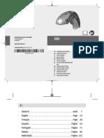 Manual atornillador Bosch IXO
