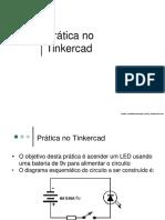 Apostila - pratica no tinkercad