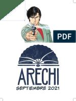 Novedades Arechi Septiembre 2021