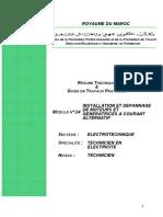 M24_Installation et dépannage de moteurs et de génératrices à c.a