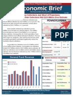 Brown April 2011 Economic Brief