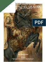 Warhammer Ancient Battles - ALEJANDRO EL GRANDE