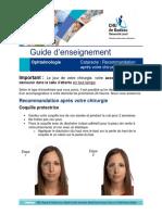 Chirurgie-de-la-cataracte-renseignements-postoperatoires