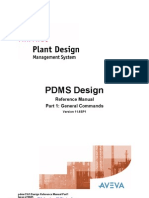 PDMS Design Reference Manual Part1
