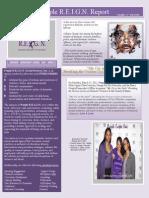 Purple R.E.I.G.N Report - March 2011