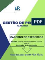 Gestão de Pessoas na Prática DP - Caderno de Exercícios