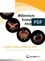 The Millennium Ecosystem Assessment 2007