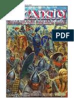 Warhammer Ancient Battles - BIZANCIO. MÁS ALLÁ DE LA PUERTA DORADA
