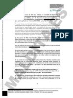 Resolución del Ministerio de Sanidad a la solicitud de Maldita.es sobre la vacunación de la ministra Darias