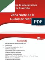 Proyectos Morelia- Zona Norte