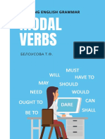 Learning English Grammar Modal Verbs
