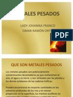 Metales Pesados ++