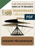 Dossier Pedagogique Expo Inventeurs