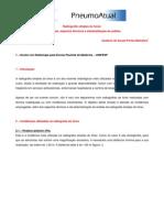 Aula 1 - Radiografia simples do tórax -_ incidências, aspectos técnicos e sistematização da análise